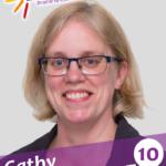 10. Cathy Delbecque