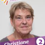 2. Christiane Ophals