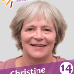 14. Christine Bienvenu
