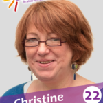 22. Christine Hofman