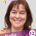 12. Nadia Fraussen